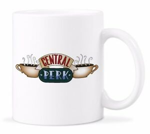 Central perk custom coffee mug friends cup