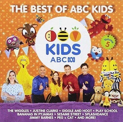Best Of Abc Kids Volume 5 (CD New)