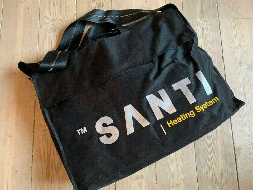 Santi Extreme BZ400 inderdragt el + connector SANTI