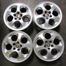 Set 4 cerchi in lega 6,5 Jx15 5x98 ET41,5 Alfa Romeo 147 Mk1 (16615 99-7-C-1)