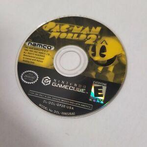 Pac-Man World 2 - Disc Only - Loose  (Nintendo GameCube, 2002) Namco