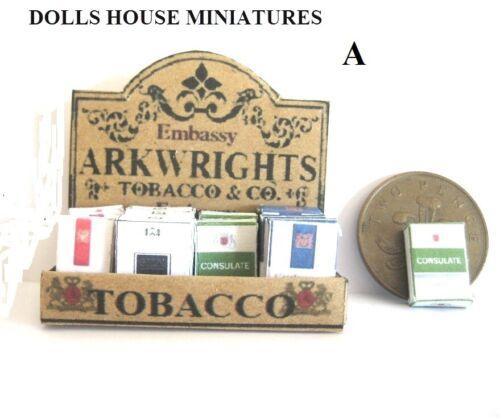 Display contatore del tabacco