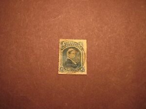 Canada Newfoundland Stamp Scott# 39 Queen Victoria 1877  L18