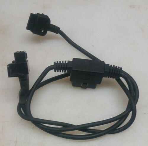 5200 /& 5500 GPS OBD 1 /& 2 POWER PLUG ADAPTER VERIZON  Networkfleet Model #