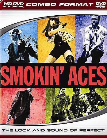 Smokin Aces Hd Dvd 2007 Hd Dvd For Sale Online Ebay