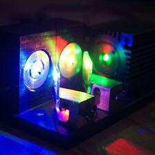 RGB 400mW White Laser Light Module/532nm+650nm+450nm/TTL Modulation/Plug&Play