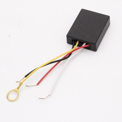 AC220V 3 Way Touch Light Table Lamp Dimmer Switch Control Module Sensor
