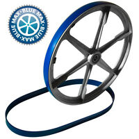 2 BLUE MAX URETHANE BAND SAW TIRES REPLACES DELTA TIRE PART # 905145