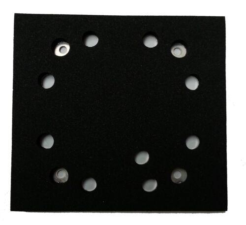 "1//4/"" Sheet Sander Pad Plate For Porter Cable 380 Black /& Decker DB5000 D26411"