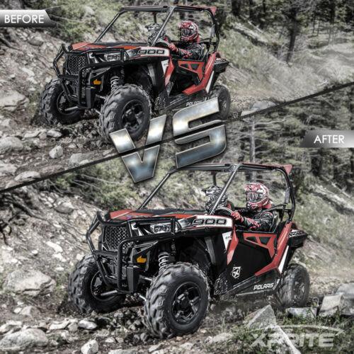 Xprite for 2015-2019 Polaris RZR S 900 RZR 900 XC Lower Half Door Insert Panels