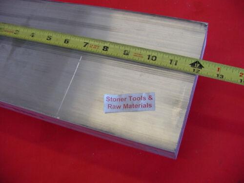 1-1/2 X 6-1/2 ALUMINUM 6061 FLAT BAR 12 long 1.50 PLATE Solid Mill Stock