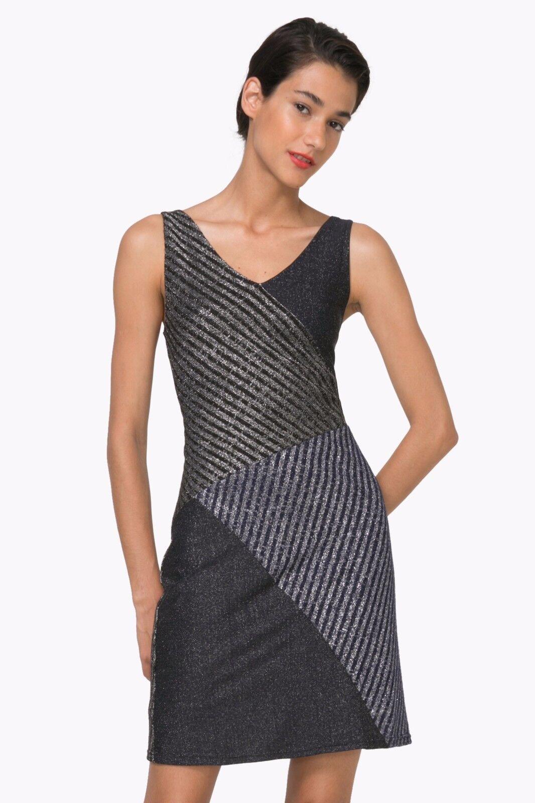 Desigual Trägerkleid Kleid Kleid Kleid VEST ALDARA 2366f3