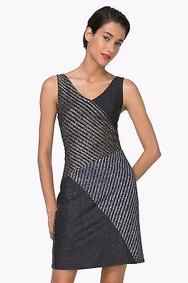 84a5fb1201b37 Desigual Trägerkleid Kleid VEST ALDARA 71V2GC0 5001