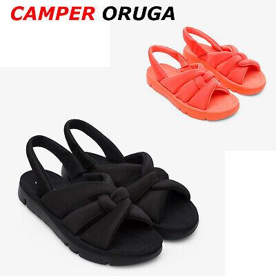 Womens Camper Sandals Oruga Sling Back