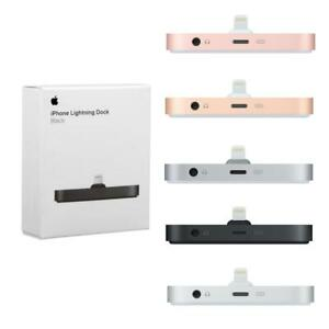 BRAND NEW Apple iPhone Lightning Dock - IPHONE 5 5S 6 6S 8 X XS MAX PLUS