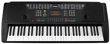 B-WARE 61-TASTEN KEYBOARD E-PIANO LERNFUNKTION 100 SOUNDS & RHYTHMEN BLACK
