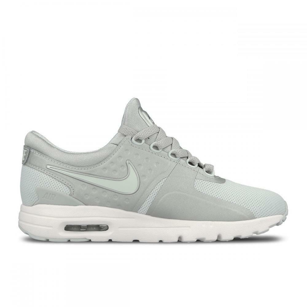 Damen Air Max Null Pure Platinum Turnschuhe 857661 013