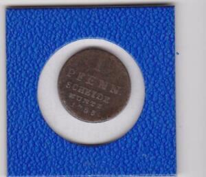 1-Pfennig-Hannover-1788-Sankt-Andreas-Georg-III-Stempeldrehung-coin-rotation