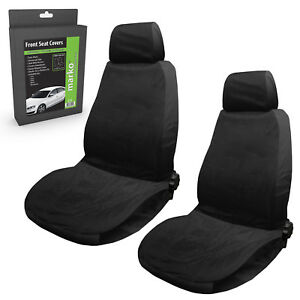 Image Is Loading Universal Car Seat Cover Heavy Duty Van