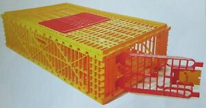 LARGE POULTRY CRATE