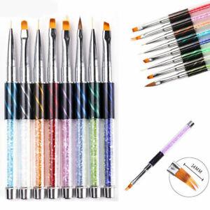 UV-Gel-Liner-Gradient-Brush-Nail-Art-Dotting-Drawing-Painting-Pen-Manicure-Tools