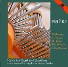 Priere-Musik für Orgel und Querflöte von Barbara und Heinz-Peter Kortmann (2009)