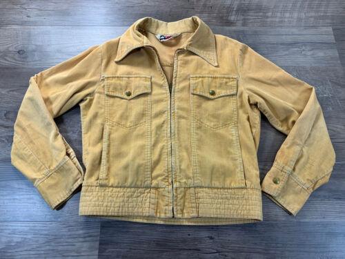 Vintage The Man By McGregor Sz 40 Cordoroy Jacket
