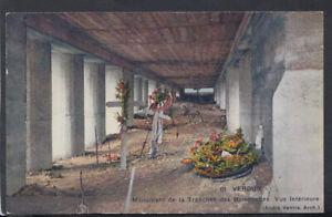 France-Postcard-Verdun-Monument-De-La-Tranchee-Des-Baionnettes-RS14045