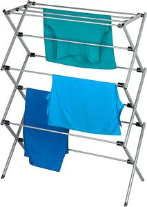 Oversize Folding Drying Rack Laundry Room Clothes Storage Rack