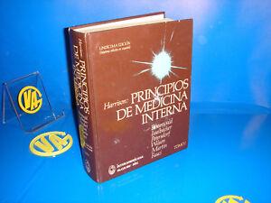 Libro-PRINCIPIOS-DE-MEDICINA-INTERNA-tomo-I-1987-observa-las-fotos