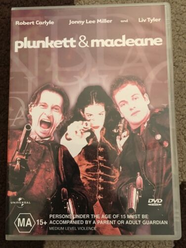 1 of 1 - Plunkett & Macleane ---DVD, 2010 Region 4