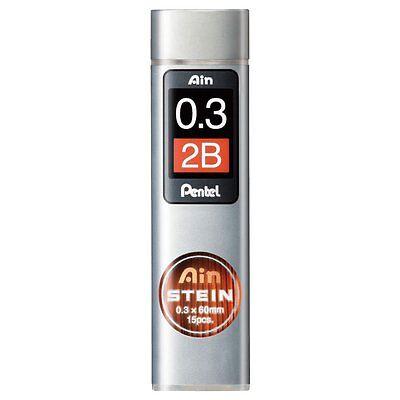 Pentel Ain Stein C273-B 0.3mm Refill Leads 10tubes