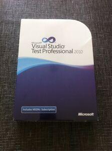 Microsoft-Visual-Studio-Test-Professional-2010-Englisch-mit-MwSt-Rechnung