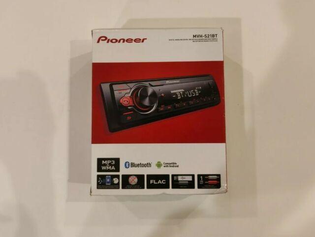 Pioneer MVH-S21BT Digital Media Receiver
