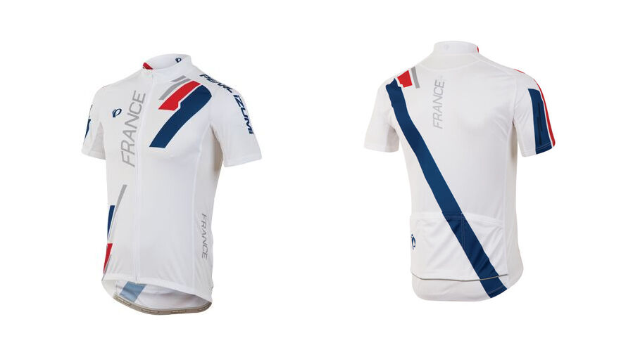 Pearl Izumi Elite LTD Hombre Francia Camiseta de Ciclismo Nuevo