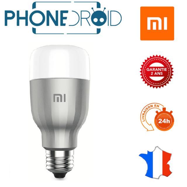 Xiaomi Mi LED Smart Bulb Neuf, stock FR