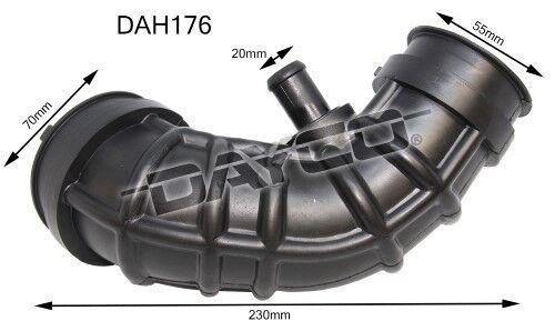 DAYCO AIR INTAKE HOSE for HOLDEN CHEVROLET CAPTIVA C100 Z20S1 DAH176
