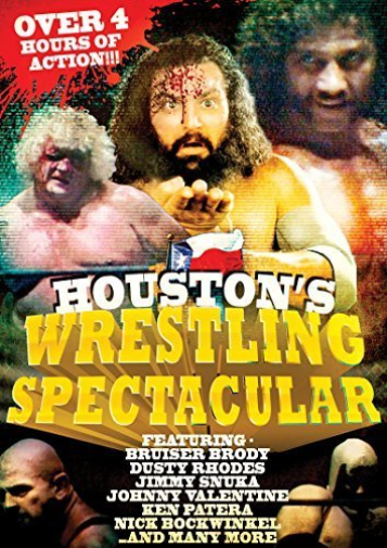 Various-Houston`S Wrestling Spectacular (US IMPORT) DVD NEW