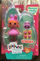 Target Exclusive Easter Mini Lalaloopsy Bouncer Fluffy Tail Figure Doll Toy