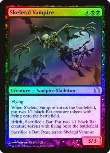 Skeletal Vampire FOIL Modern Masters NM-M Black Rare MAGIC MTG CARD ABUGames