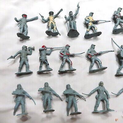 BMC Civil War Toy Soldiers Meade/'s Headquarters House 1//32 Fits Marx Britains