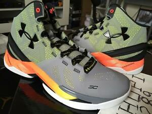 9de6037c59b Under Armour UA Curry 2 Two Forging Iron Sharpens Steel Sunbleached ...