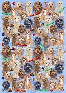 Cockapoo-Dog-Christmas-Gift-Wrapping-Paper-by-Starprint