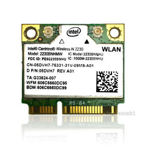 INTEL 2230 WLAN CARD DRIVER FOR PC