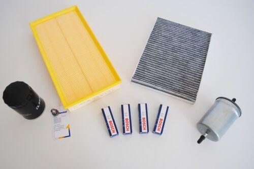 Inspektionspaket Inspektionskit Filterset Audi TT 8N 1,8T Turbo 120KW 163PS