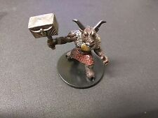 D&D Dungeons & Dragons Miniatures Dungeons of Dread Champion of Baphomet #24