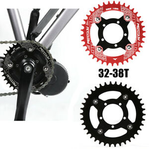 1Pc Folding Bike Chainring 45//47//53//56//58T MTB Road Chain Ring BCD 130mm