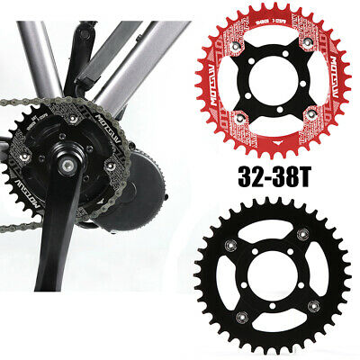 Electric Bicycle 104 BCD Chainring Adapter Spider For Bafang Mid Drive Motor