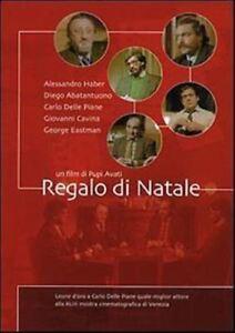 Regalo-Di-natale-DVD-Haber-Abatantuono-Avati-Come-Nuovo-Ancora-Sigillato-Edit