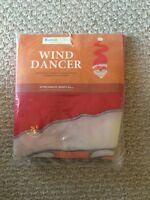 Nip Lowe's Rain Or Shine Outdoor Art Wind Dancer Santa Claus 42 Colorfast